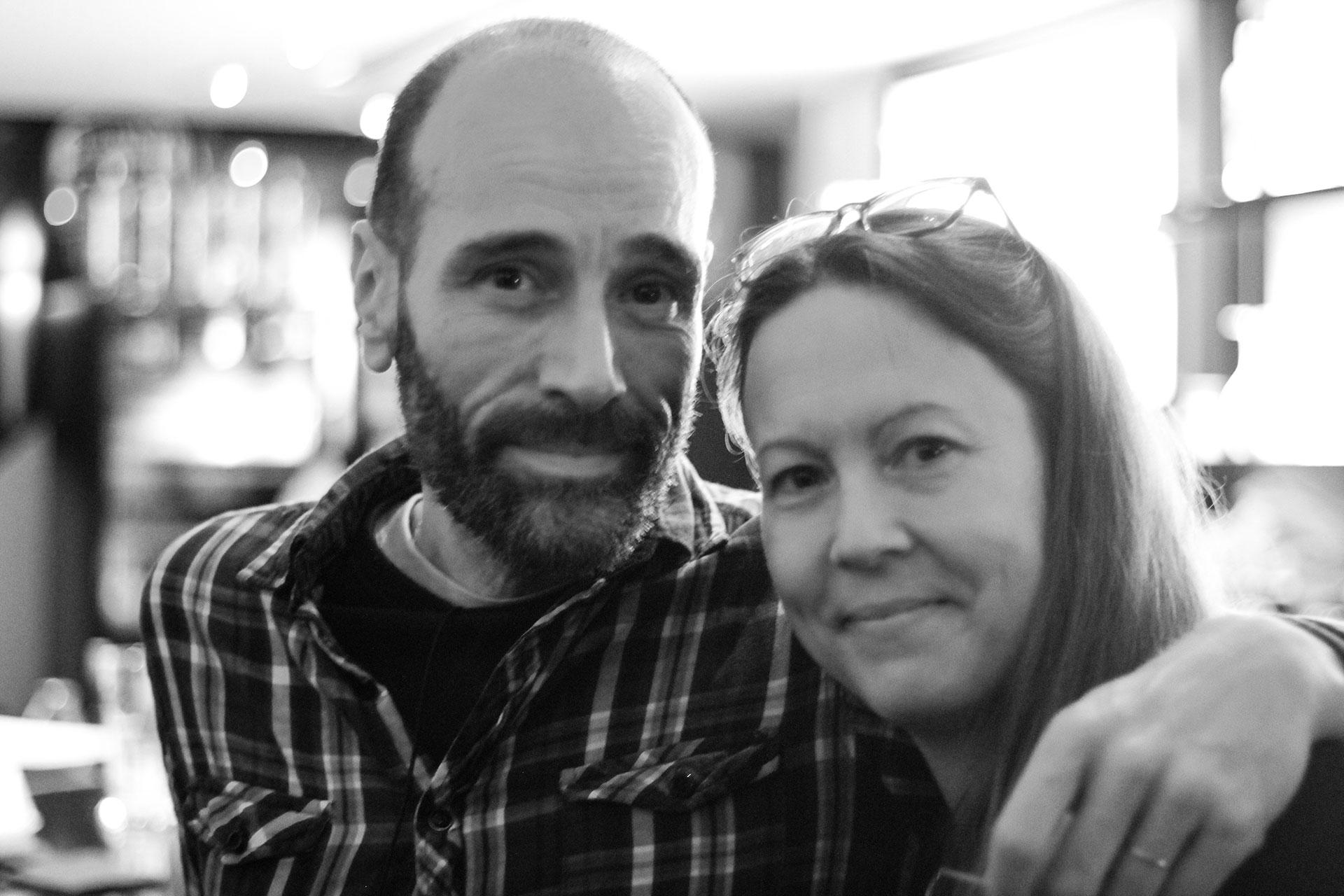 Jenny and Olivier
