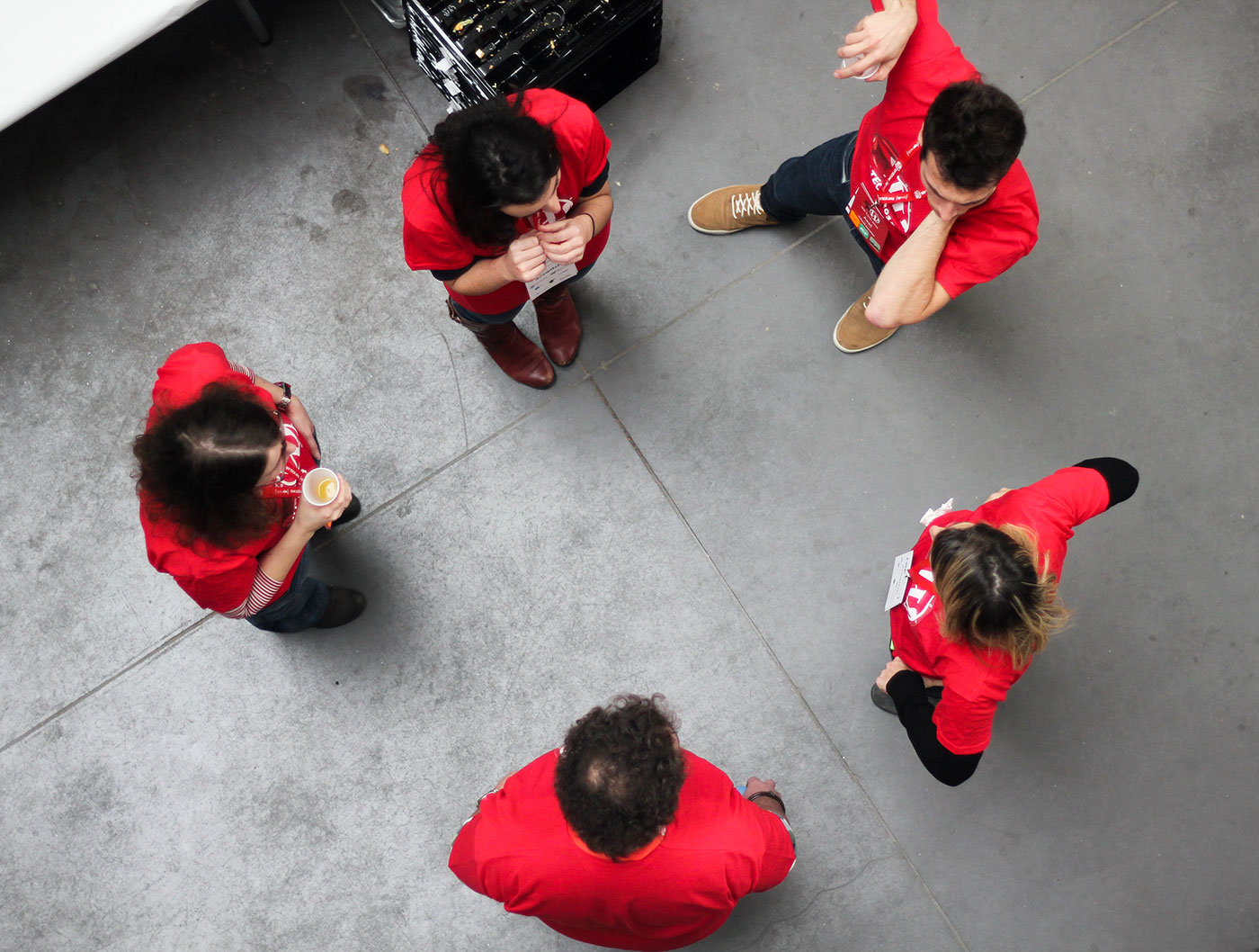 The Red Shirts