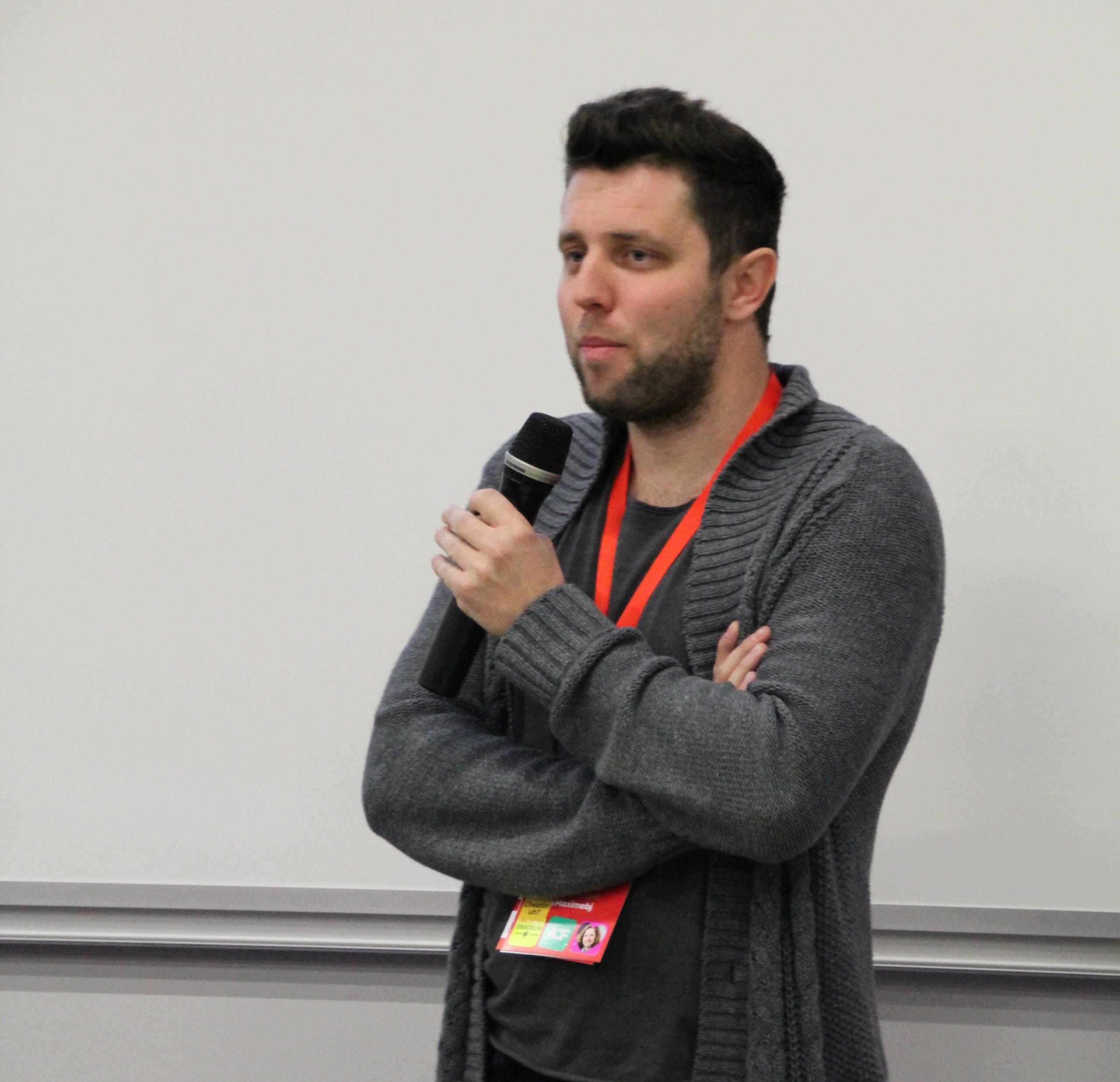 Maxime Bernard Jacquet on discovering the REST API